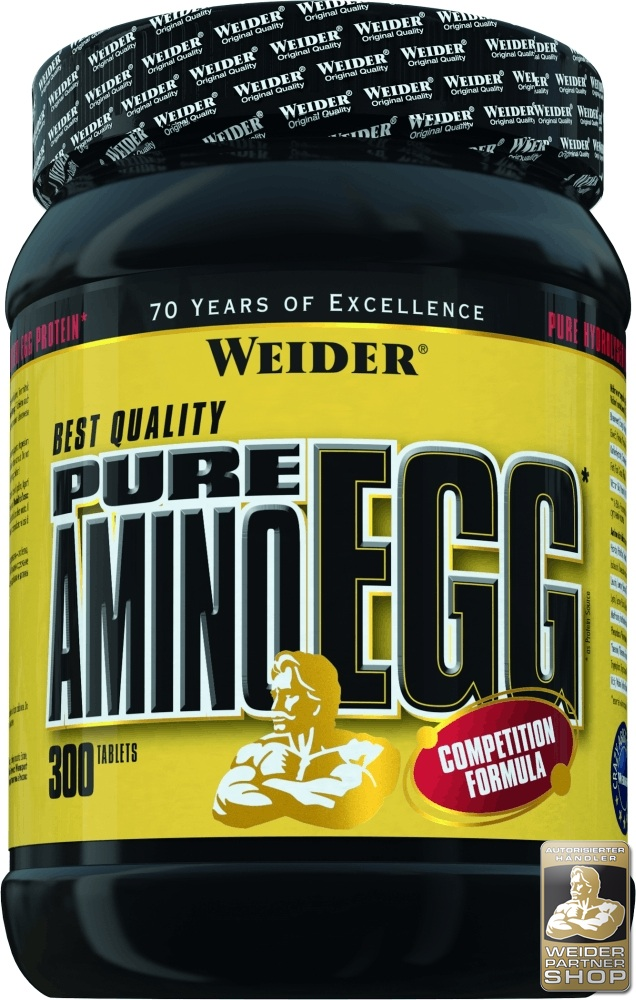 Amino Egg - 300 Tabletten
