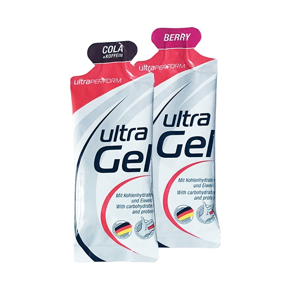 ultraSPORTS ultraPERFORM ultraGel -Berry-Box (4...