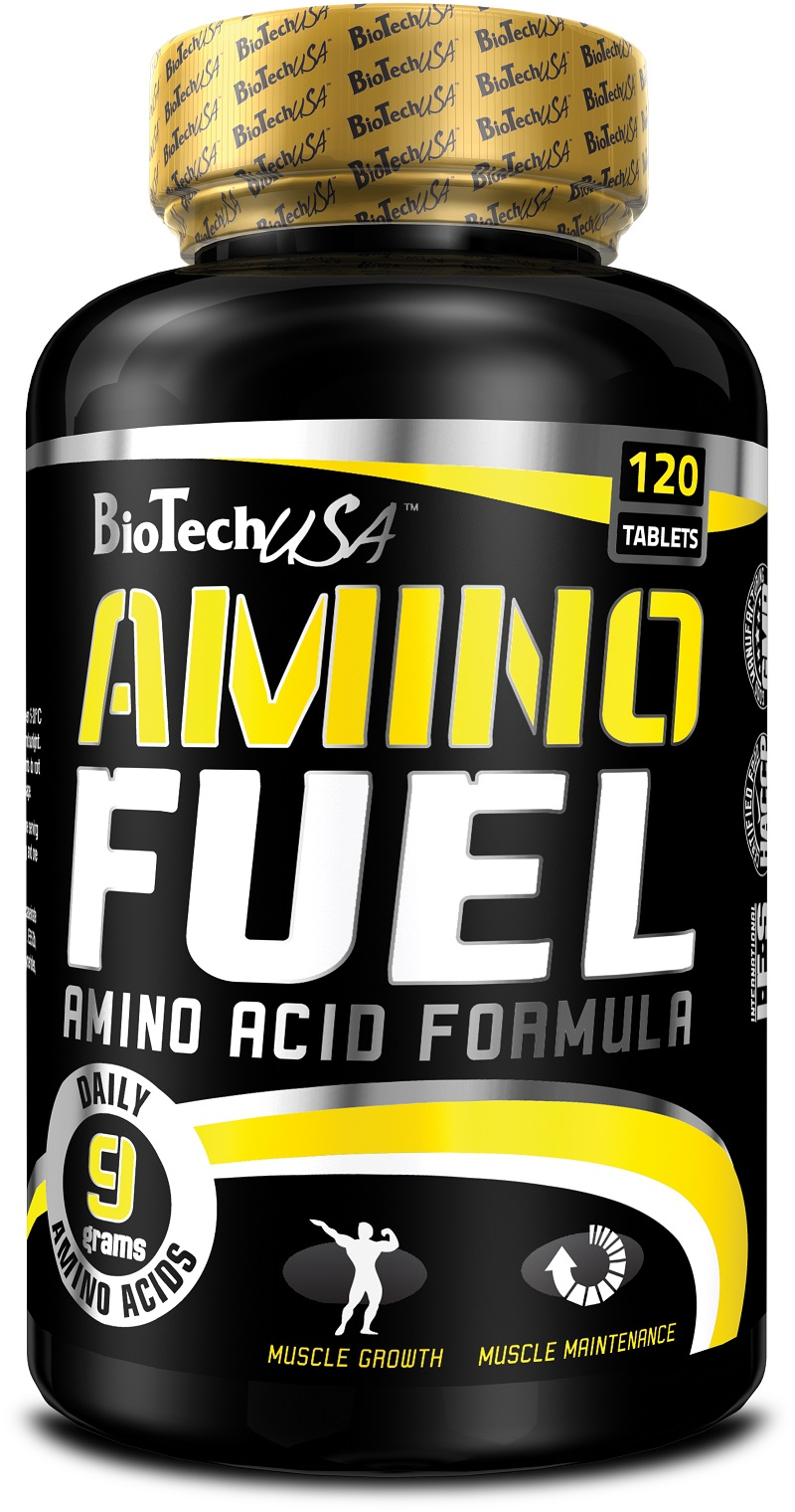 Amino Fuel - 120 Tabletten