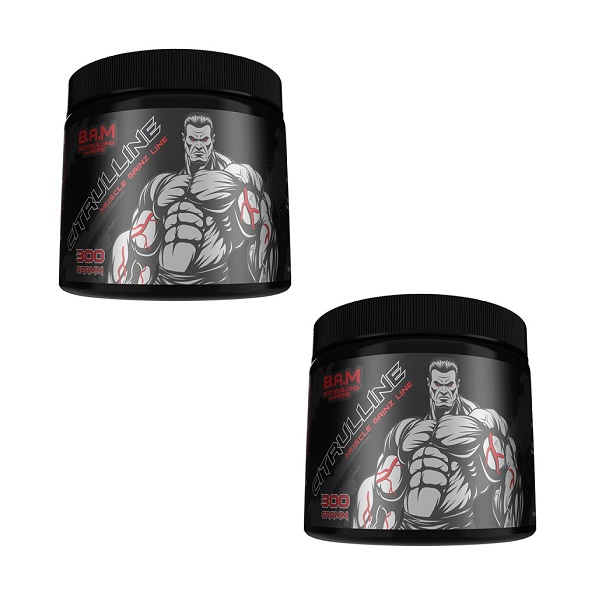 B.A.M. Bodybuilding and More Citrulline Angebot...