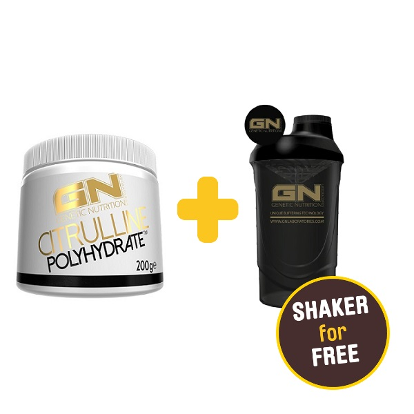 GN Laboratories Citrulline Polyhydrate™ - 200g ...
