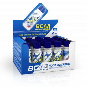 Olimp BCAA 4000 Extreme Shot - 20x 60ml Ampullen