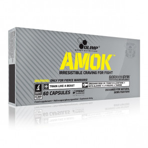 Olimp® Sport Nutrition Amok™ 60 Caps