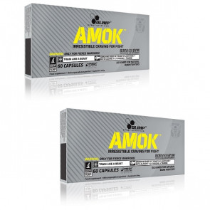Olimp® Sport Nutrition Amok™ Angebot 2x 60 Caps