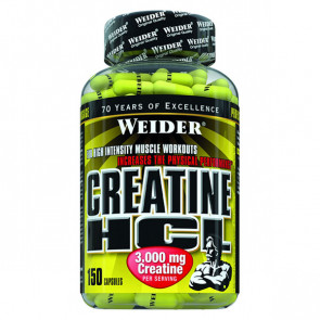 Weider® Creatine HCL 150 Caps