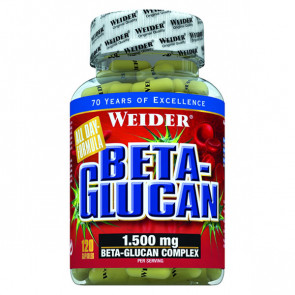 Weider® Beta-Glucan 120 Caps