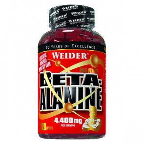 Weider® Beta Alanine 120 Caps