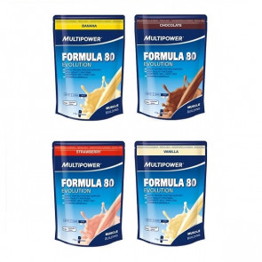 Multipower Formula 80 Evolution Angebot 4x 510g