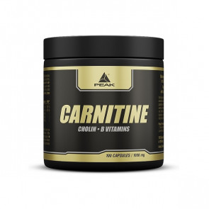 Peak Carnitine 100 Caps
