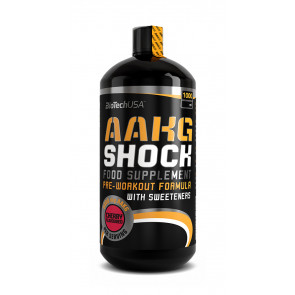 BioTechUSA AAKG Shock 1000ml