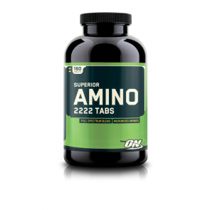 Optimum Nutrition Superior Amino 2222 160 Tabs
