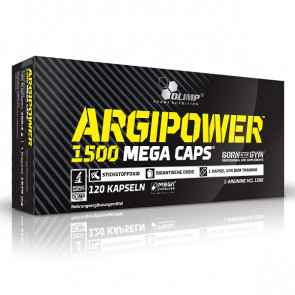 Olimp® Sport Nutrition Argi Power® 1500 Mega Caps 120 Caps