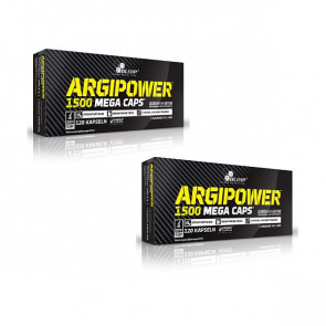 Olimp® Sport Nutrition Argi Power® 1500 Mega Caps Angebot 2x 120 Caps