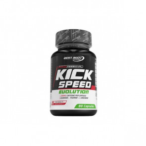 Best Body Nutrition Professional Kick Speed Evolution 80 Caps