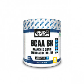 Applied Nutrition™ BCAA 6K 240 Tabs