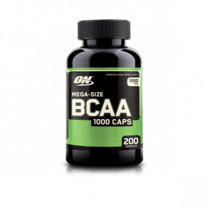 Optimum Nutrition BCAA 1000 Caps 200 Caps