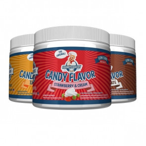 Frankys Bakery Candy Flavor Angebot 3x 200g