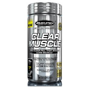 Muscletech Clear Muscle 164 Caps