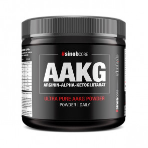 #sinob Core BlackLine 2.0 AAKG 100% Ultra Pure Powder 300g