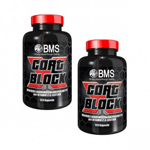 BMS Cort Block Angebot 2x 120 Caps