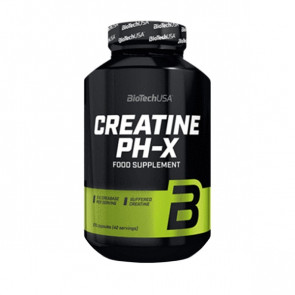 BioTechUSA Creatine pH-X 210 Caps