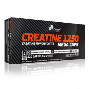 Olimp® Sport Nutrition Creatine 1250 Mega Caps 120 Caps