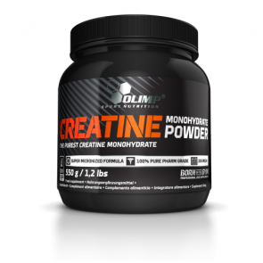 Olimp Creatine Monohydrate Powder - 550g Dose