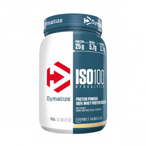 Dymatize® Iso100 Hydrolyzed™ 900g