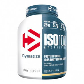Dymatize® Iso100 Hydrolyzed™ 2200g