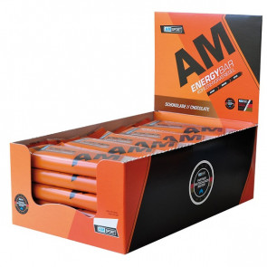 AMSPORT® Energy Bar Box 25x 60g