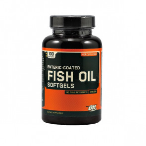 Optimum Nutrition Fish Oil Softgels 100 Softgels