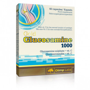 Olimp Labs® Gold Glucosamine® 1000 60 Caps