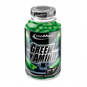 IronMaxx® Green Amino 300 Caps