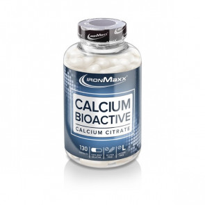 IronMaxx® Calcium Bioactive 130 Caps