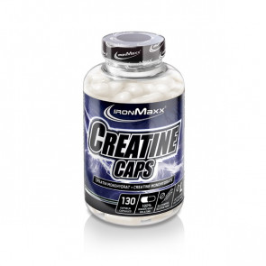 IronMaxx® Creatine Caps 130 Caps