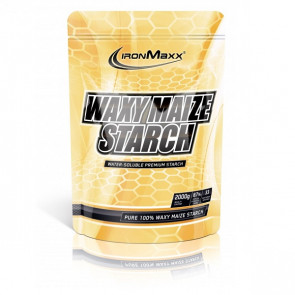 IronMaxx® Waxy Maize Starch 2000g