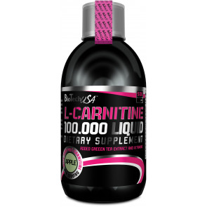 BioTechUSA Liquid L-Carnitine 100.000 mg