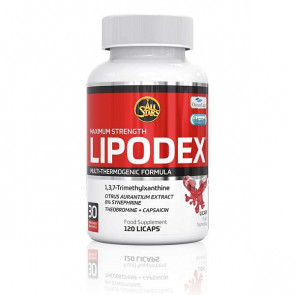 All Stars Lipodex® 120 Caps