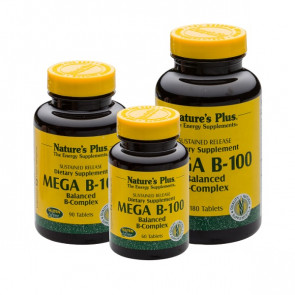 Nature's Plus Mega B-100