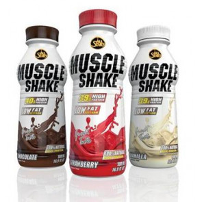 All Stars Muscle Shake - Tray (12x 500ml Flaschen)