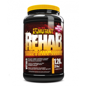 Mutant Rehab - Geschmack: Freaky Fruit Punch - 1280g Dose