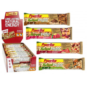 Powerbar Natural Energy Cereal Bar - Box (24x 40g Riegel)