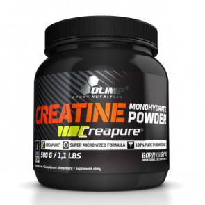 Olimp® Sport Nutrition Creatine Monohydrate Powder Creapure® 500g