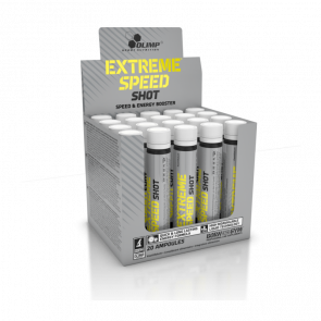 Olimp Extreme Speed Shot - Box (20x 25ml Ampullen)