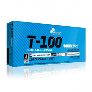 Olimp® Sport Nutrition T-100 Hardcore 120 Caps