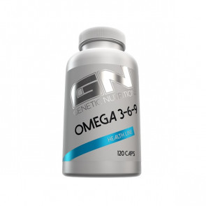 GN Laboratories Omega 3-6-9 120 Caps