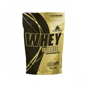Peak Whey Isolate 750g