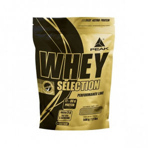Peak Whey Selection 500g
