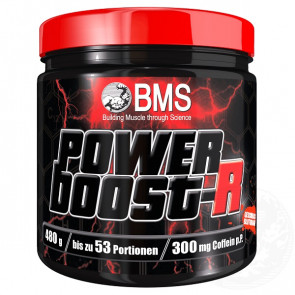 BMS Power Boost-R 480g