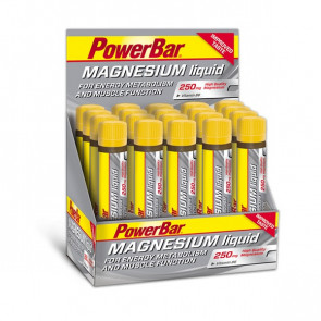 PowerBar Magnesium Liquid Box 20x 25ml